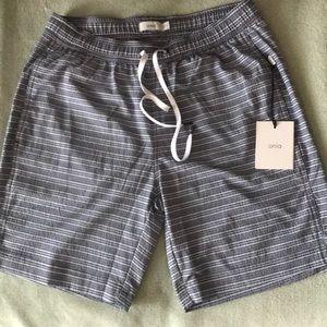 Onia Men's swim trunks